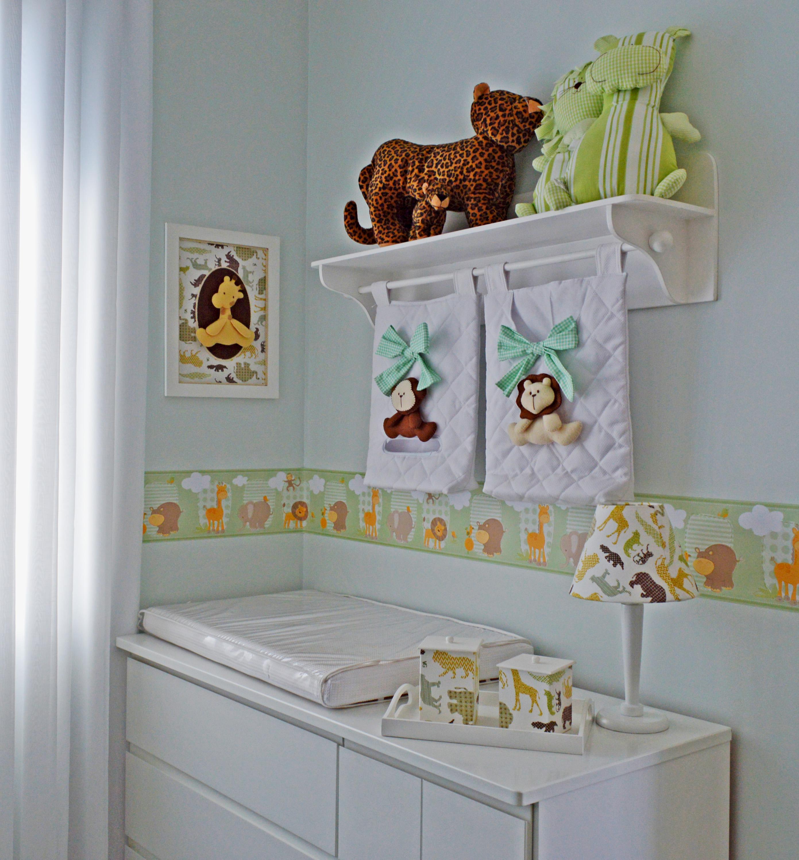 Safari Bambole Dicas E Projetos De Decora O ~ Decoração De Quarto De Bebe Bichinhos Da Floresta