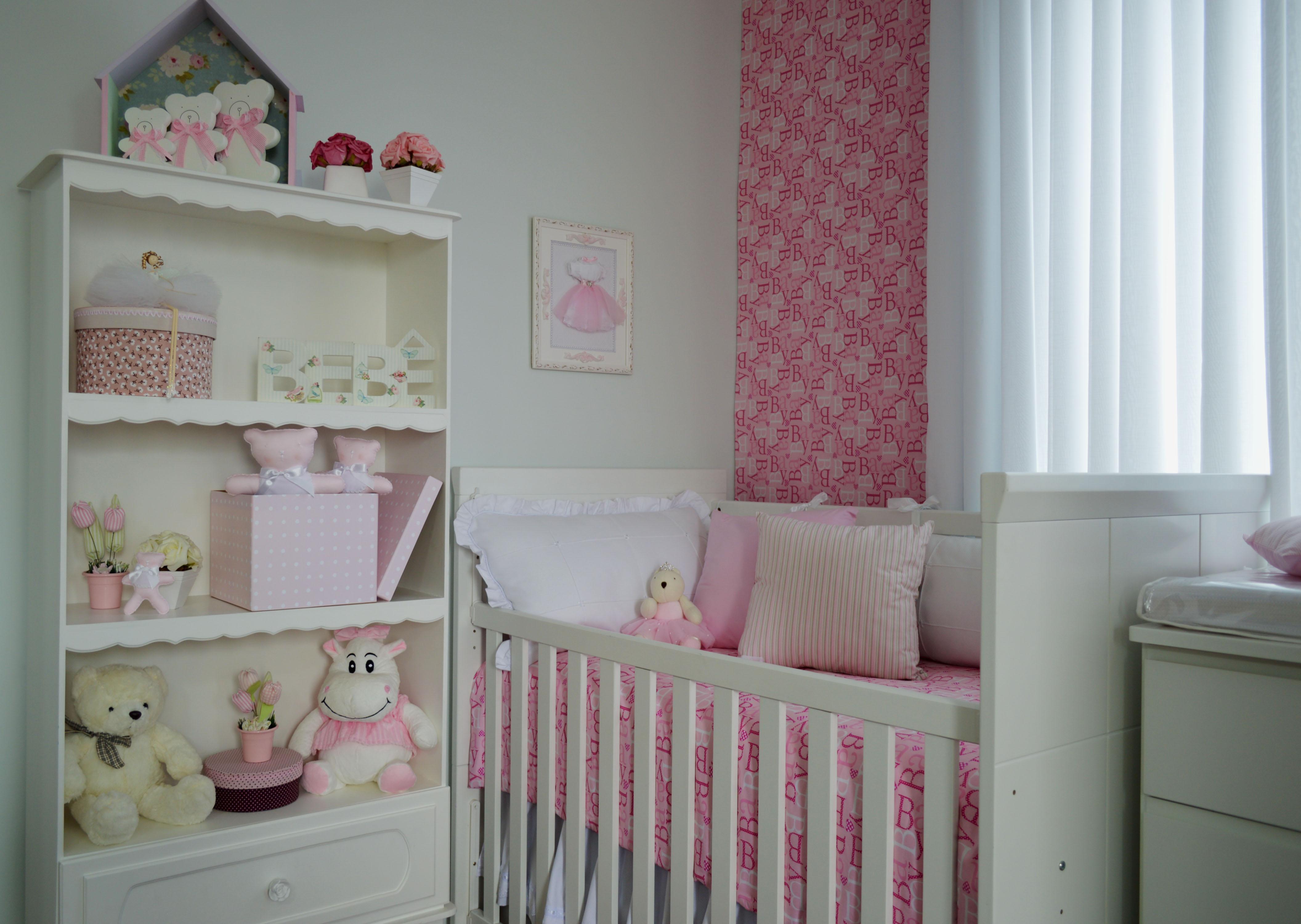 Bambole Dicas E Projetos De Decora O ~ Tecido Para Parede Quarto Feminino